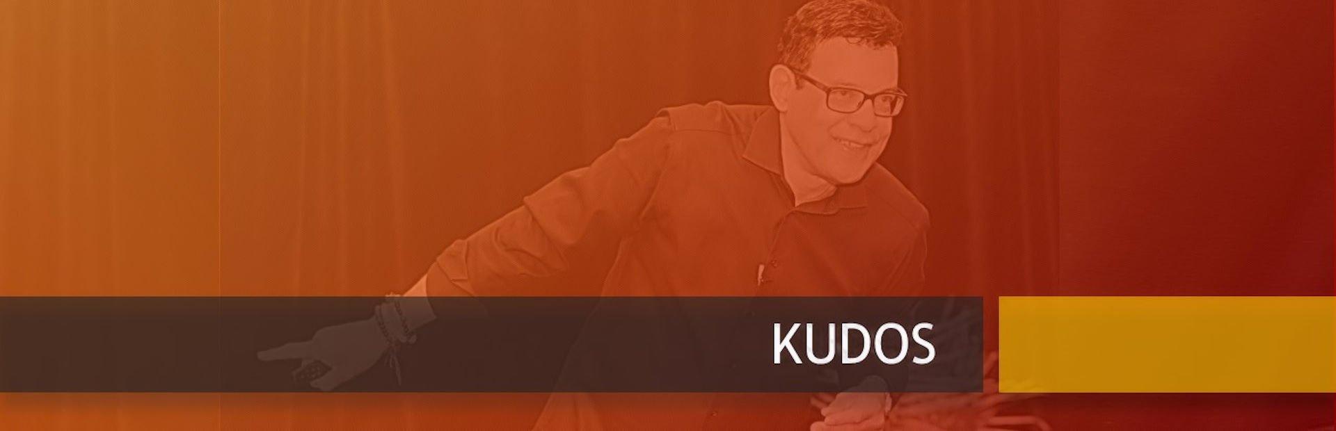 KUDOS - Client Testimonials