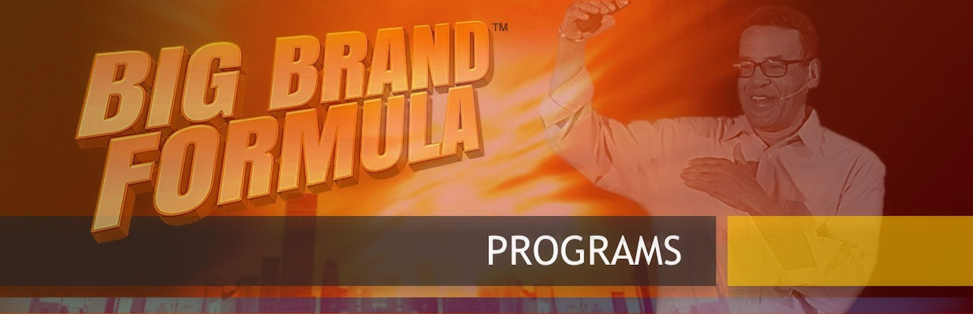 Big Brand Formula Programs