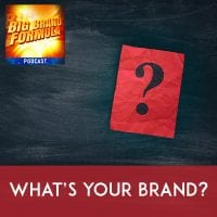 BBF 3 | Creating A Brand