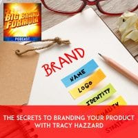 BBF Tracy | Branding Your Product