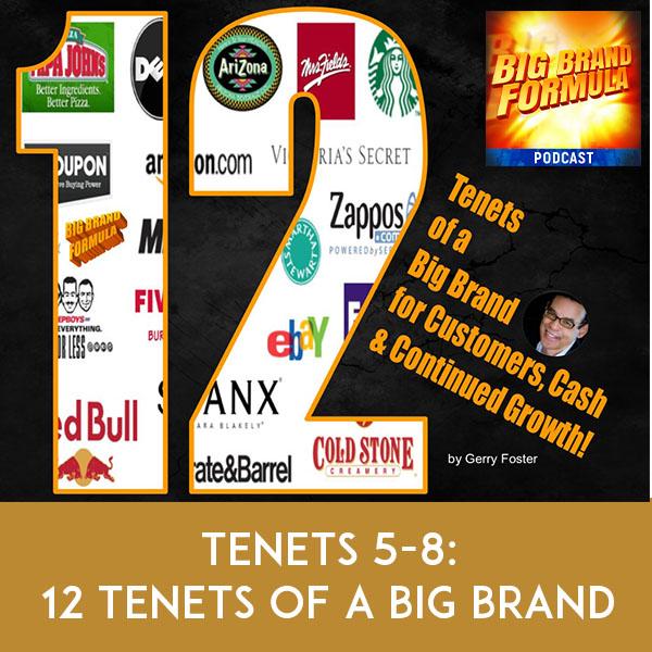 BBF 20   Big Brand Tenets