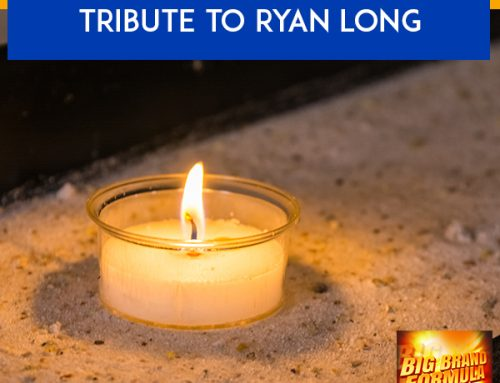 Tribute To Ryan Long