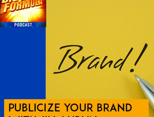 Publicize Your Brand With Jill Lublin