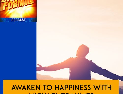 Awaken To Happiness With Michael Tranmer
