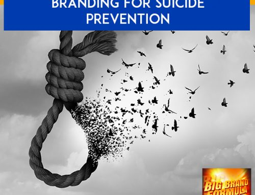 Branding For Suicide Prevention